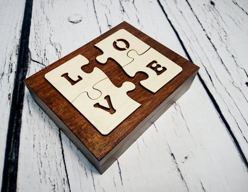The challenge of coping with divorce can be like putting a puzzle back together