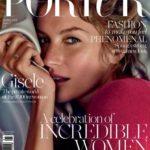 Cover of Porter Magazine