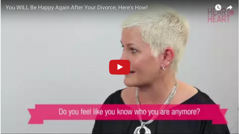 You WILL Be Happy Again After Your Divorce, Here's How!