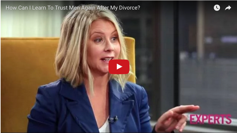 How Can I Learn to Trust Men Again After My Divorce?