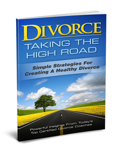 Divorce Taking the high road book
