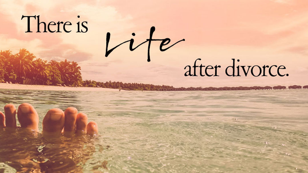 There is life after divorce