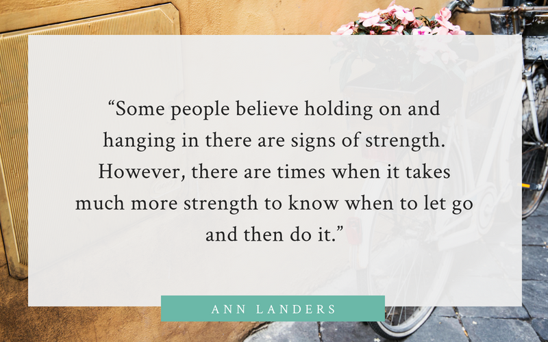 Ann Landers quote on divorce