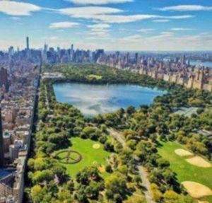 SAS walk in Central Park
