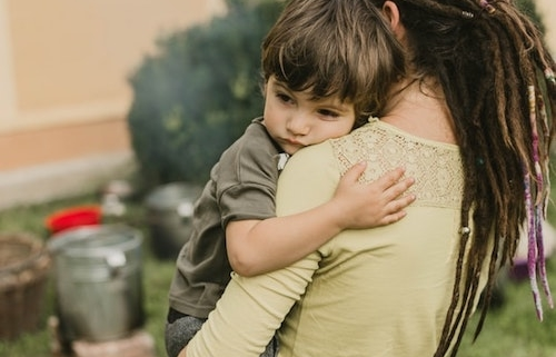 Dealing with joint custody