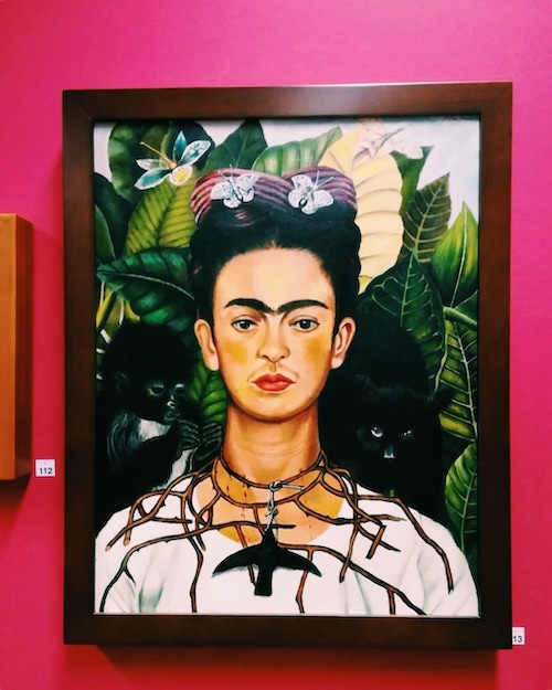 Portrait of an unapologetic Frieda Kahlo