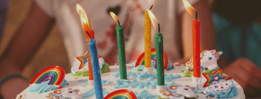Coparenting Children's Birthdays after divorce